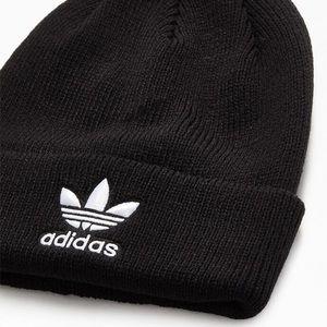 Adidas Black Knit Beanie